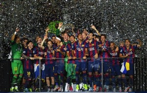 Barcelona team 26 championships in 10 years