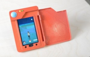 Pokemon Go Mobile Case Designed to Provide Extra Battery Life