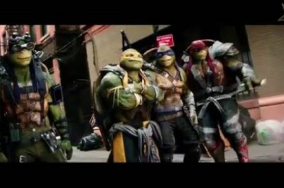Teenage Mutant Ninja Turtles 2 Trailer: Out of the Shadows