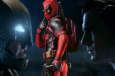 Batman v Superman overtake Deadpool as the highest Grossing Comic Film 2016