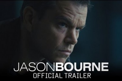 Jason Bourne (2016) Official Trailer. Alicia Vikander, Matt Damon
