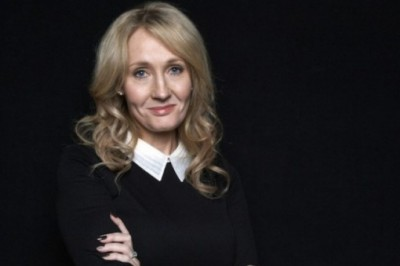 JK Rowling published three new books about Harry Potter