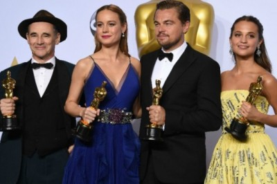 List of all winners of the Oscar Awards 2016