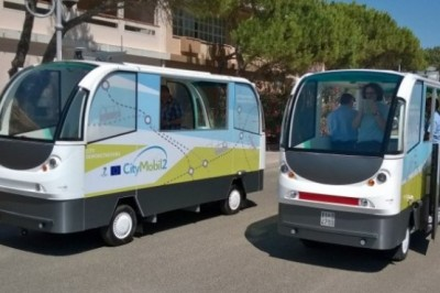 Self driving Bus is on Streets of Greece without accidents for Six months