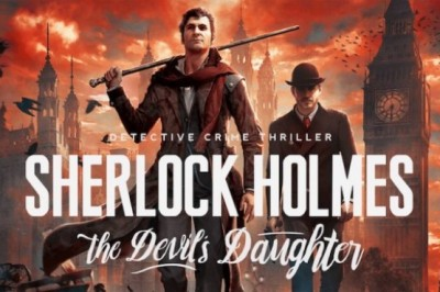 Sherlock Holmes: The Devil's Daughter in a 16-minute Gameplay