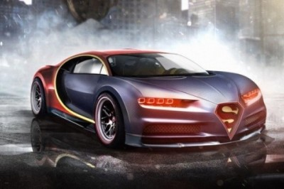 10 Cars Designed for Marvel and DC Comic Superheroes