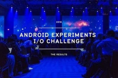 3 Best Android experiments that will be in the Google I / O 2016