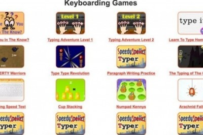 5 Fun Games to Learn Typing Online