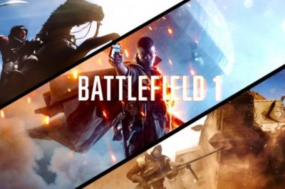 Battlefield 1 Official Trailer for PC, PS4 and Xbox One