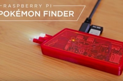 Build a Raspberry Pi Pokemon detector for Pokemon Go