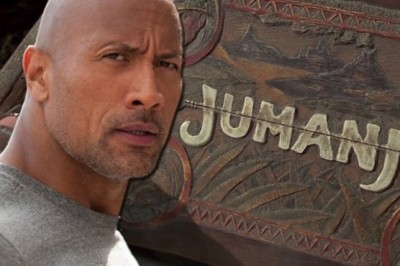 Dwayne Johnson will star in the remake of Jumanji