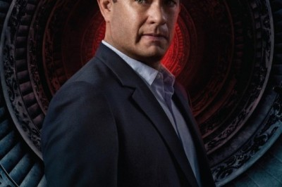 Inferno posters of the new sequel to The Da Vinci Code with Tom Hanks