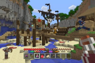 Minecraft players can now fight each other in Battle