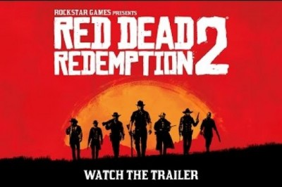 Red Dead Redemption 2 Game Official Trailer