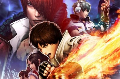 The King of Fighters XIV Official Trailer PS4