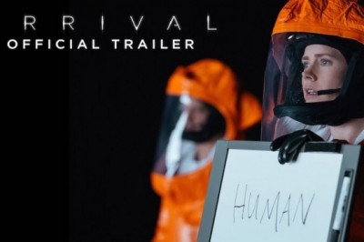 Arrival (2016) Official Trailer Amy Adams, Jeremy Renner