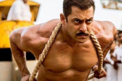 SULTAN Official Trailer 2016 Salman Khan, Anushka Sharma