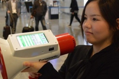 This Megaphone can automatically translate speech into other languages
