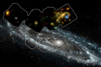 NASA captures the image of the nearest large galaxy to Earth